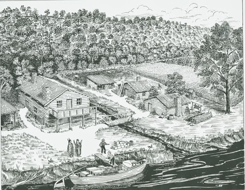 A History of Cabanné's Trading Post in NorthOmaha