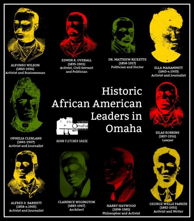 Historic African American Leaders in Omaha