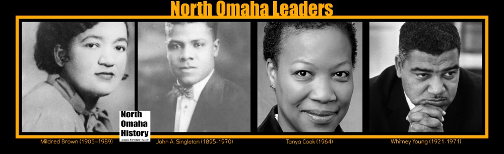 North Omaha leaders by Adam Fletcher Sasse