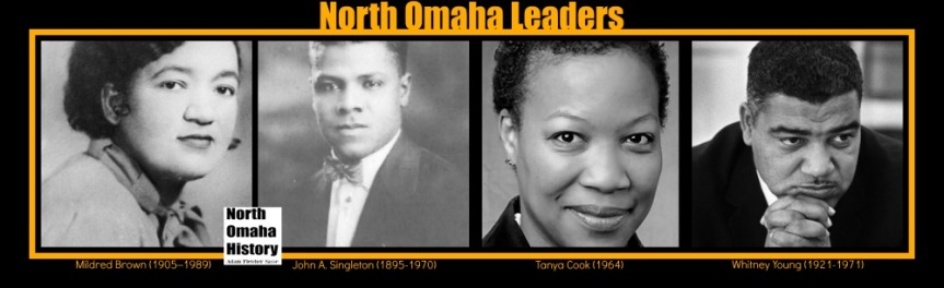 North Omaha leaders by Adam Fletcher Sasse