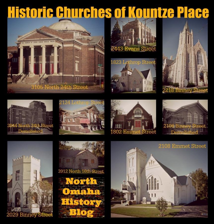 Directory of Historic North Omaha ChurchBuildings