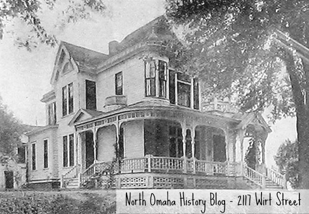 This is 2117 Wirt Street in 1904.