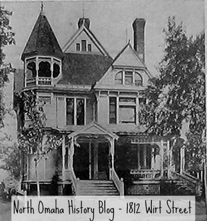 David Cole House, 1812 Wirt Street, North Omaha, Nebraska