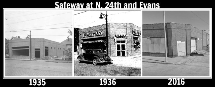 Safeway Store, 3603 N. 24th St., North Omaha, Nebraska