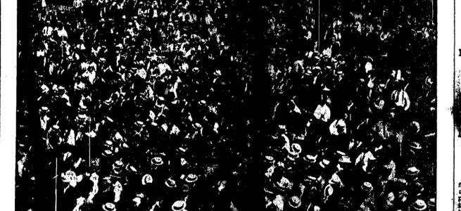 Jack Johnson Riot in Omaha, 1910