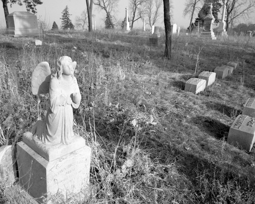 Prospect Hill Cemetery, North Omaha, Nebraska