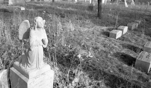 Prospect Hill Cemetery, North Omaha, Nebraska