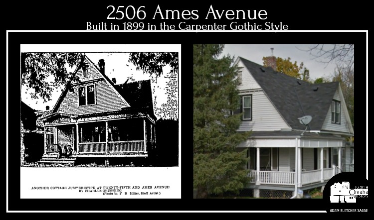2506 Ames Avenue, North Omaha, Nebraska