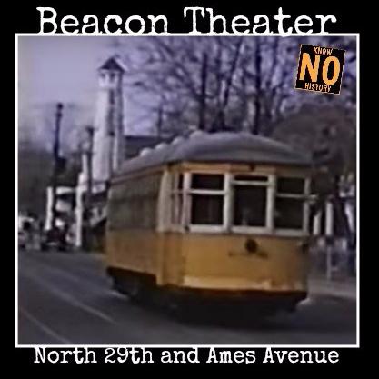 Beacon Theatre, N. 29th and Ames Ave., North Omaha, Nebraska