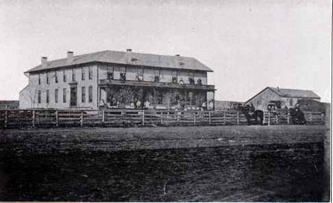 Grand Hotel, Saratoga, Nebraska