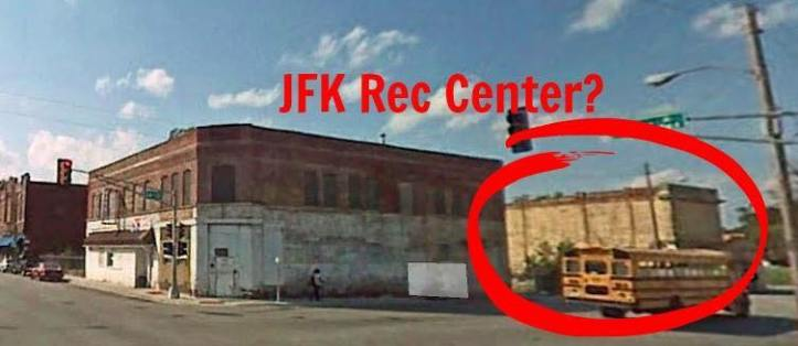 John F. Kennedy Recreation Center, N. 24th and Ames Ave, North Omaha, Nebraska