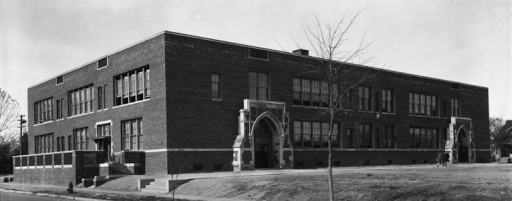 Saratoga School, 2504 Meredith Avenue, North Omaha, Nebraska