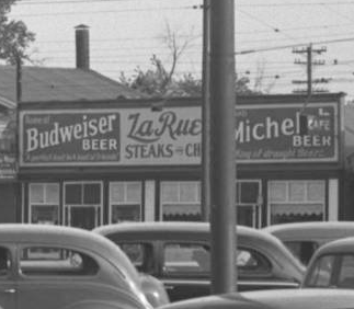 La Rue's Steaks and Chops Restaurant, 2250 Ames Avenue, North Omaha, Nebraska