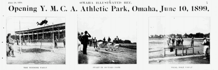 YMCA Athletic Park, North Omaha, Nebraska