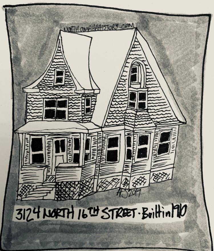 3124 North 16th Street, North Omaha, Nebraska