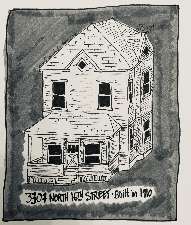 3307 North 16th Street, North Omaha, Nebraska