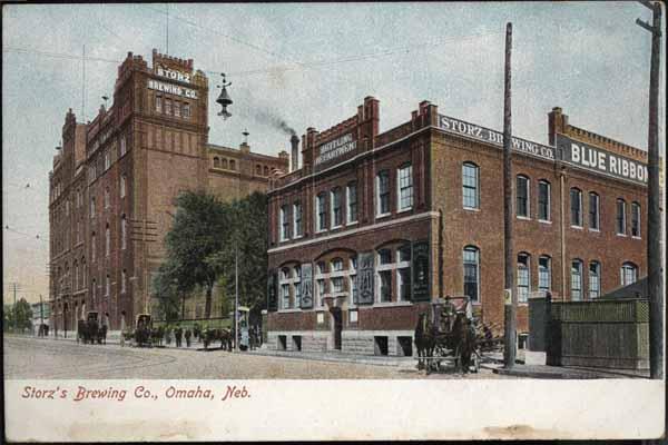 Storz Brewery, 1800 North 16th Street, North Omaha, Nebraska