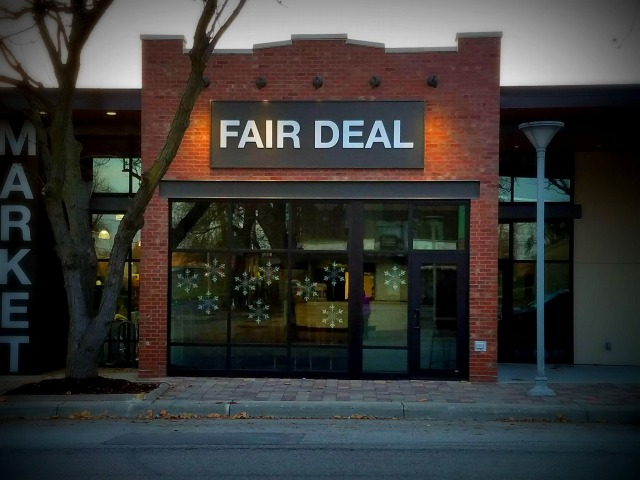 Fair Deal Cafe, 2118 N. 24th Street, North Omaha, Nebraska