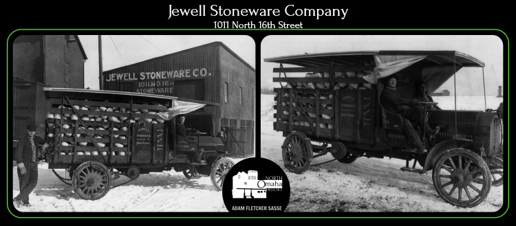Jewell Stoneware 1011 North 16th Street Omaha Nebraska