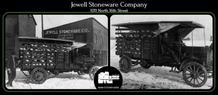 Jewell Stoneware 1011 North 16th Street Omaha Nebraska