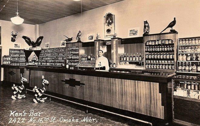 Ken's Bar, 2422 N. 16th St., North Omaha, Nebraska