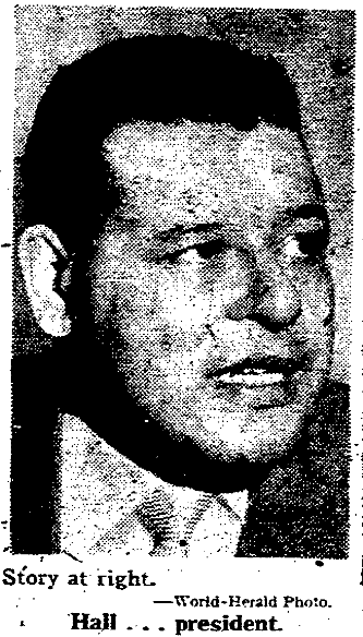 Charles S. Hall (1930-2009), North Omaha, Nebraska