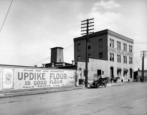 Updike Milling Company, N. 16th and Charles Street, North Omaha, Nebraska