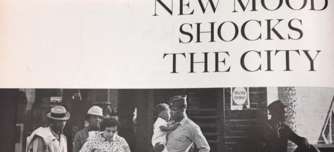 """Omaha, Nebraska: The New Mood Shocks the City"" article from LOOK magazine, December 17, 1963. https://northomahahistory.com/look-magazine-article-on-omaha-racism-12-17-1963-oct-4-2016-12-23-pm-1/"