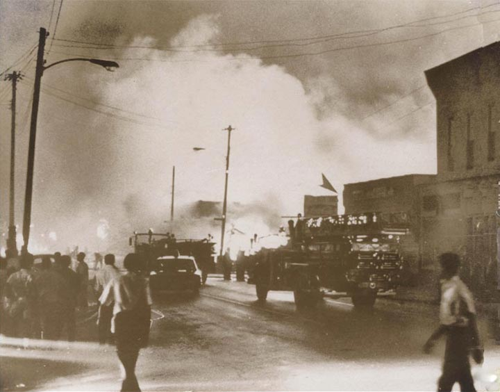 1969 riots in North Omaha, Nebraska