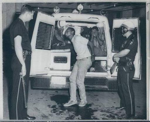 Riots in North Omaha, Nebraska