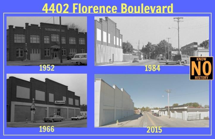 Imperial Sash and Door / Oliver Farm Machinery / Lozier Corporation / Omaha Housing Authority, 4402 Florence Boulevard, North Omaha, Nebraska