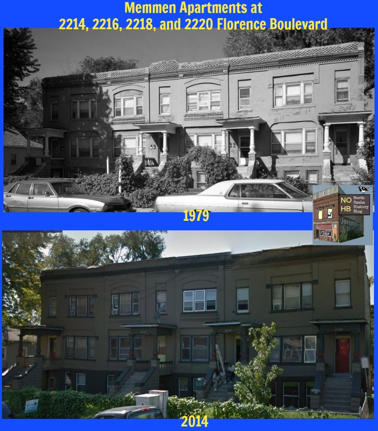 South Park Apartments Omaha: A History Of The Florence Boulevard In North Omaha