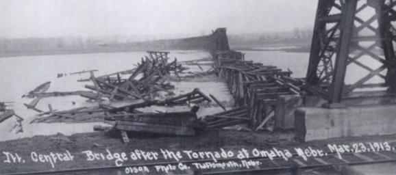 Carter Lake Bridge
