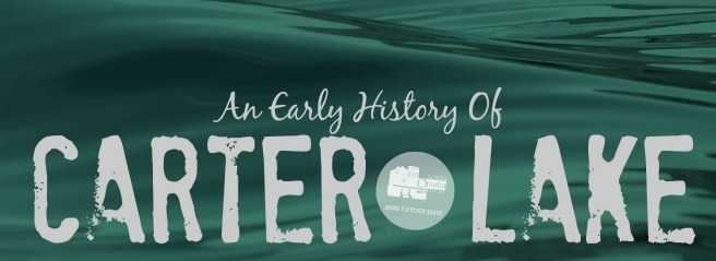 An early history of Carter Lake by Adam Fletcher Sasse for NorthOmahaHistory.com