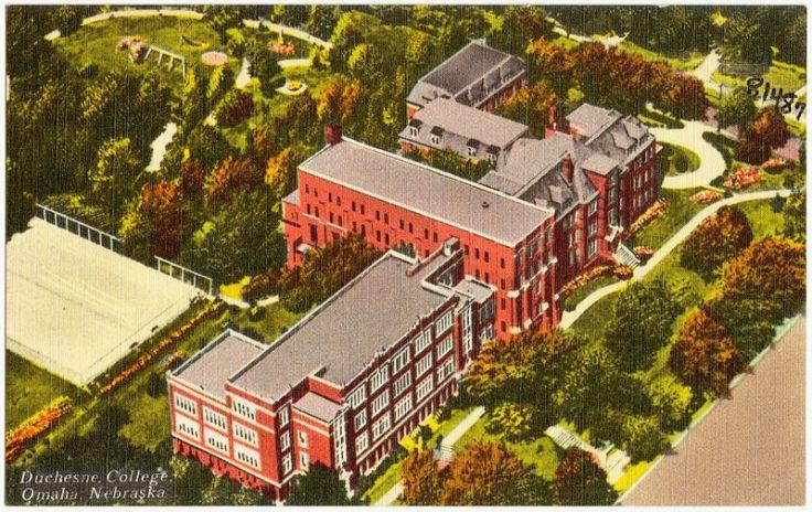 Duchesne College, North Omaha, Nebraska
