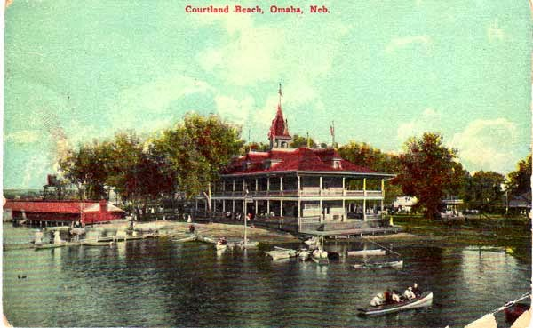 Courtland Beach, Omaha, Nebraska