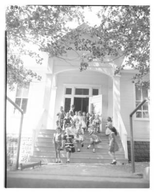 Fairfax School, North Omaha, Nebraska