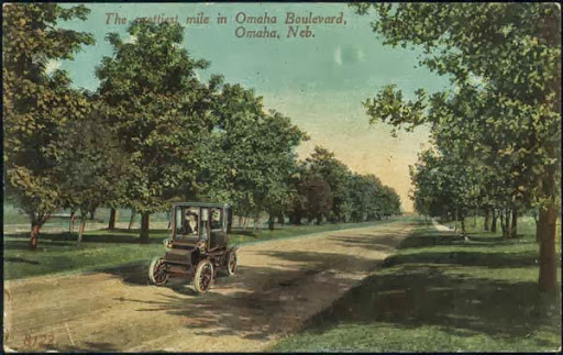 Florence Boulevard, North Omaha, Nebraska