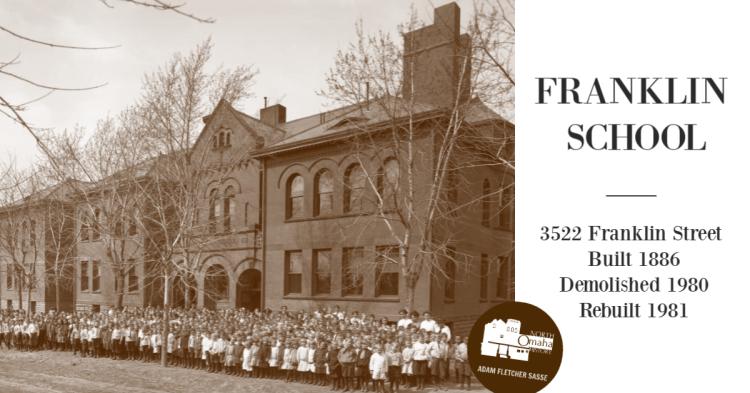 Franklin School, 3522 Franklin St, North Omaha, Nebraska
