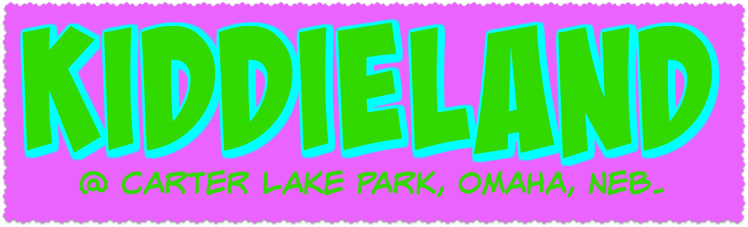 Kiddieland at Carter Lake Park in Omaha, Nebraska