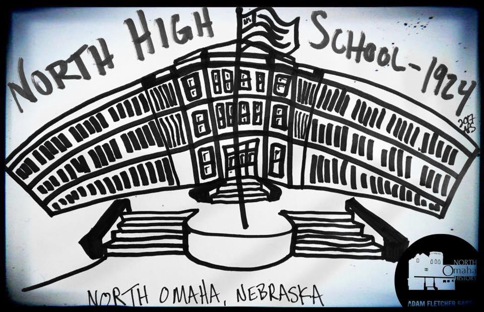 Omaha North High School