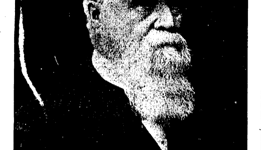 Levi Carter (1830-1903) of Omaha, Nebraska