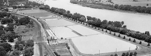 Florence Water Works, North Omaha, Nebraska