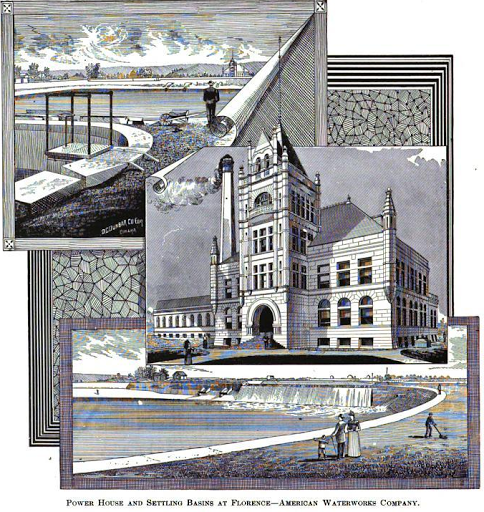 Florence Water Works, North Omaha, Nebraska