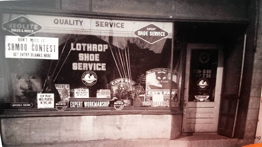 Lothrop Shoe Service, 3124 North 24th Street, North Omaha, Nebraska