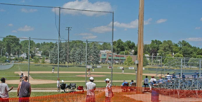 Fontenelle Park Baseball Field, North Omaha, Nebraska