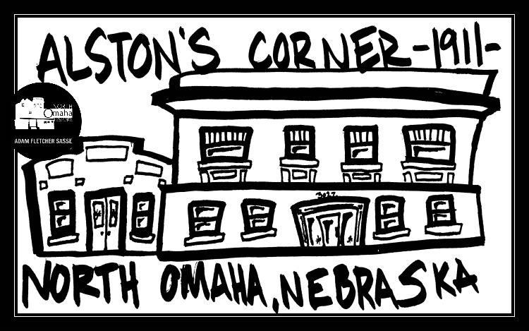 Alston' Corner, 3022 North 24th St., North Omaha, Nebraska 68111