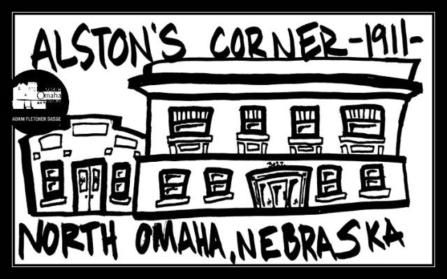 Alston' Corner, 3022 N. 24th St., North Omaha, Nebraska 68111