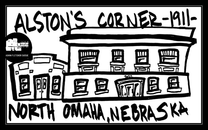 Alston' Corner, 3022 N. 24th St., North Omaha, Nebraska 68111