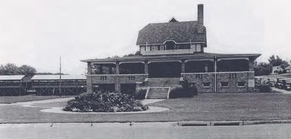 Fontenelle Park Pavilion, North Omaha, Nebraska